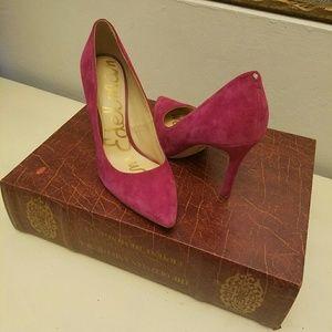 Sam edelman Hazel shoes hot pink sz 8